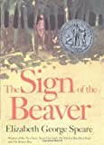 The Sign of the Beaver (0395338905) by Speare, Elizabeth George