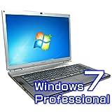 中古ノートパソコン SONY VAIO VGN-FZ92NS 【Windows7 Pro・無線LAN・光沢液晶】