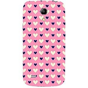 Skin4gadgets HEART Pattern 7 Phone Skin for SAMSUNG GALAXY S4 MINI (I9190,I91192)