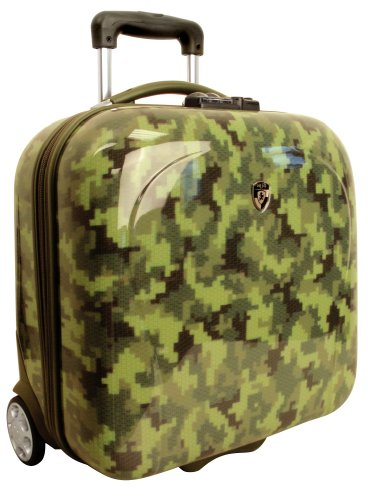Heys Luggage Ecase Exotic Bag, Digital Camo, One Size special offers