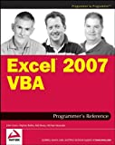 Excel 2007 VBA Programmer's Reference (0470046430) by John Green