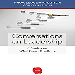 Conversations on Leadership Audiobook