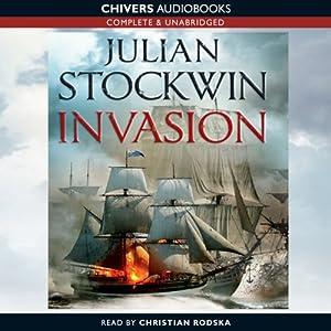 Invasion Audiobook