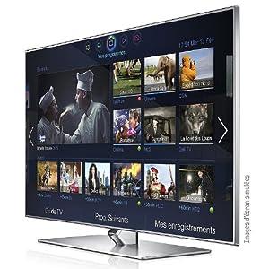 Téléviseur Led 3D de 152 cm Samsung UE60F7000