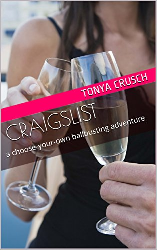 craigslist-a-choose-your-own-ballbusting-adventure-english-edition