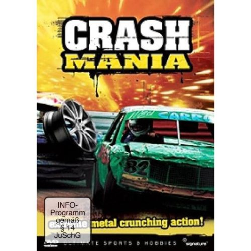 Crash Mania [DVD]