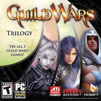Guild Wars Trilogy Pack