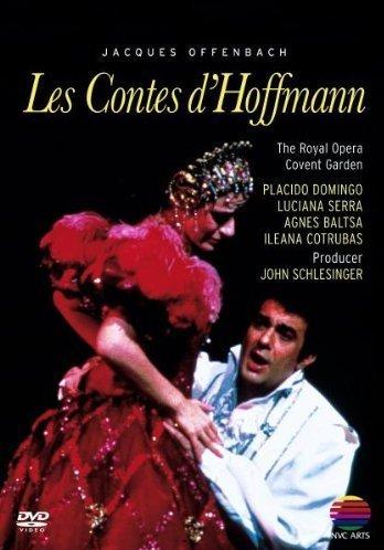 Los Cuentos De Hoffman (Pretre) - Offenbach - DVD