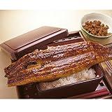 肉厚タップリの超特大サイズの国産うなぎ蒲焼き230?249g×1本(タレ、山椒付き) 川口水産