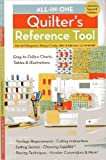 img - for All-in-One Quilter's Reference Tool: Updated (Paperback) - Common book / textbook / text book