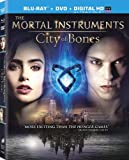The Mortal Instruments: City of Bones (Two Disc Combo: Blu-ray / DVD + UltraViolet Digital Copy)