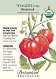 Beefsteak Tomato Heirloom Certified Organic Seeds