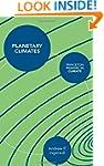 Planetary Climates