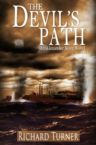 Book: The Devil's Path (An Alexander Scott Novel) by Richard Turner