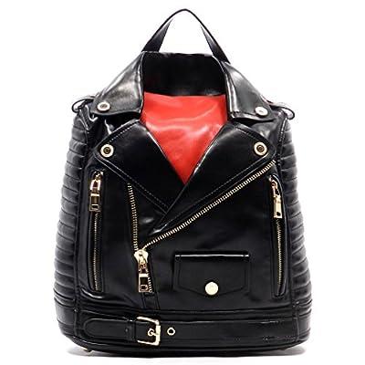 Motorcycle Jacket Backpack Handbag