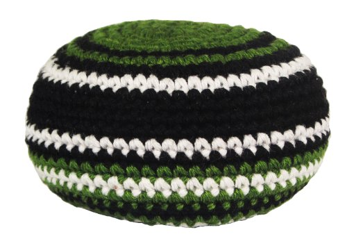 Hacky Sack - Phat Stripe Green