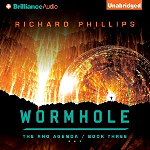 Wormhole: The Rho Agenda, Book 3 Audiobook