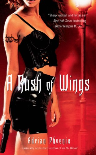 A Rush of Wings: Book One of The Maker's Song by Adrian Phoenix