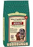 James Wellbeloved Adult Turkey and Vegetable Kibble 1.5 kg