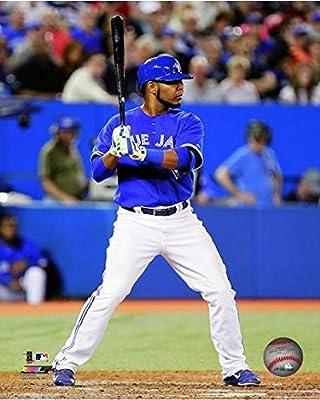 Edwin Encarnacion Toronto Blue Jays 2014 MLB Action Photo (Size: 8