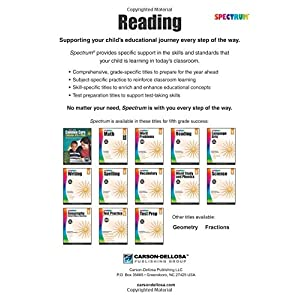 Spectrum Reading Workbook Livre en Ligne - Telecharger Ebook