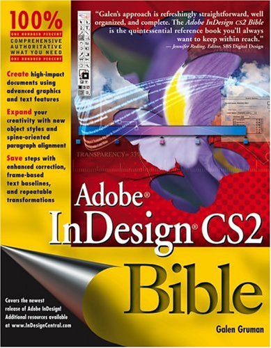 Adobe InDesign CS2 Bible