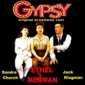 Gypsy - Original Broadway Cast