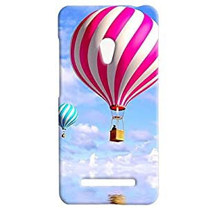 Theskinmantra Dream balloons back cover for Asus Zenfone 5