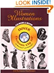 Women Illustrations CD-ROM and Book