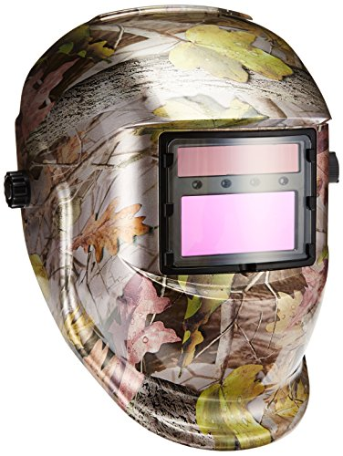 AUDEW-Adjustable-Auto-Darkening-Solar-Welding-Helmet-Forest-Camo-CE-ANSI-Certified