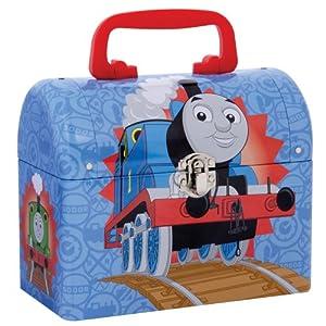 Thomas & Friends Tin Dome Keepsake Box