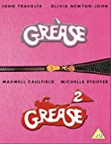 Grease 1 &amp; 2 Box Set [DVD]
