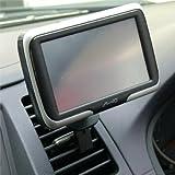 Support fixation bouche ventilation voiture pour le GPS Mio Navman 470