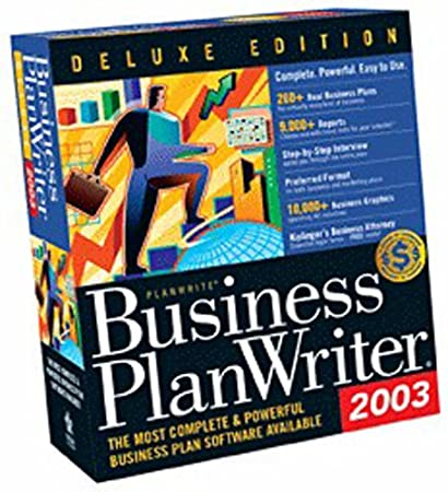 BUSINESS PLAN WRITER DELUXE