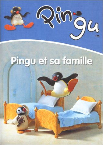 pingu vol 1 pingu et sa famille. Black Bedroom Furniture Sets. Home Design Ideas