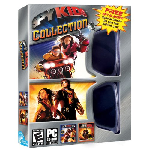 Spy Kids Collection 2004 - Pc/Mac back-669822