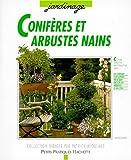 echange, troc a. Scholz - Coniferes et arbustes miniatures