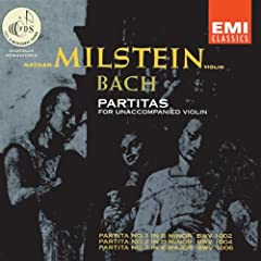 Partita No.1 In B Minor For Unaccompanied Violin, Bwv 1002: VIII. Double