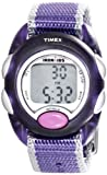 Timex Kids' T7B9839J IronKids Translucent Purple Resin Strap Watch