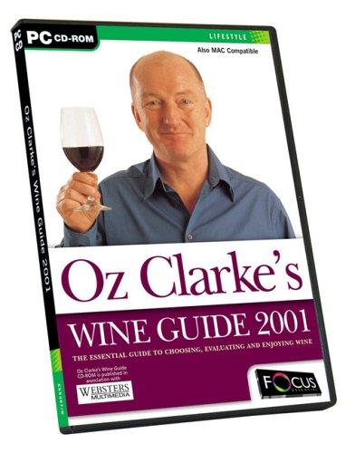 Oz Clarke¿s Wine Guide 2001