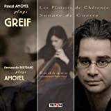 echange, troc  - Pascal Amoyel Plays Greif And Emmanuelle Bertrand Plays Amoyel