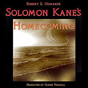 Solomon Kane's Homecoming Audiobook