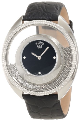 Versace Women's 86Q99D008 S009 Destiny Spirit Floating Micro Spheres Watch