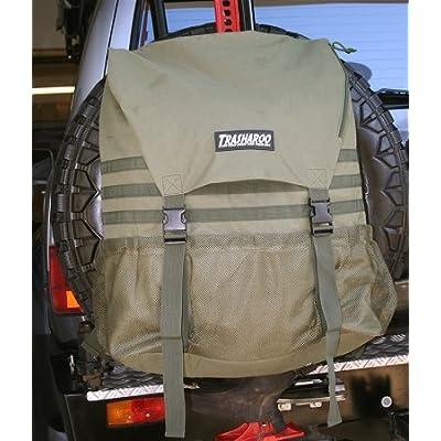 Trasharoo Spare Tire Trash Bag GREEN - Naojoroj 6694ad64731db