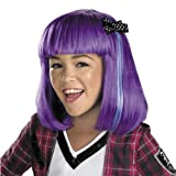 Hannah Montana Lola Purple Child Wig