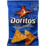 Doritos Tortilla Chips, Cool Ranch, 1.75-Ounce Bags (Pack of 60)