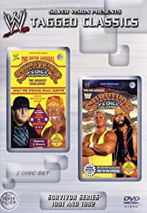 Tagged Classics: Survivor Series [1991] / Survivor Series [1992] [DVD]