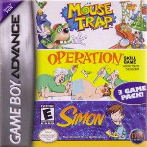 Destination Software, Inc. (DSI)-Mouse Trap/Operation/Simon