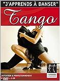 echange, troc J'apprends à danser : Le Tango - Édition 2 DVD [inclus 1 CD]