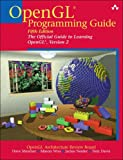 img - for OpenGL Programming Guide: The Official Guide to Learning OpenGL, Version 2, 5th Edition book / textbook / text book